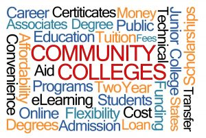community college classes
